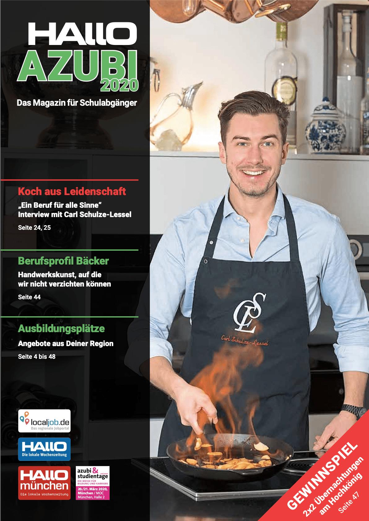Hallo Azubi 2020 Catering München