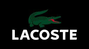 Referenzen Logo Lacoste