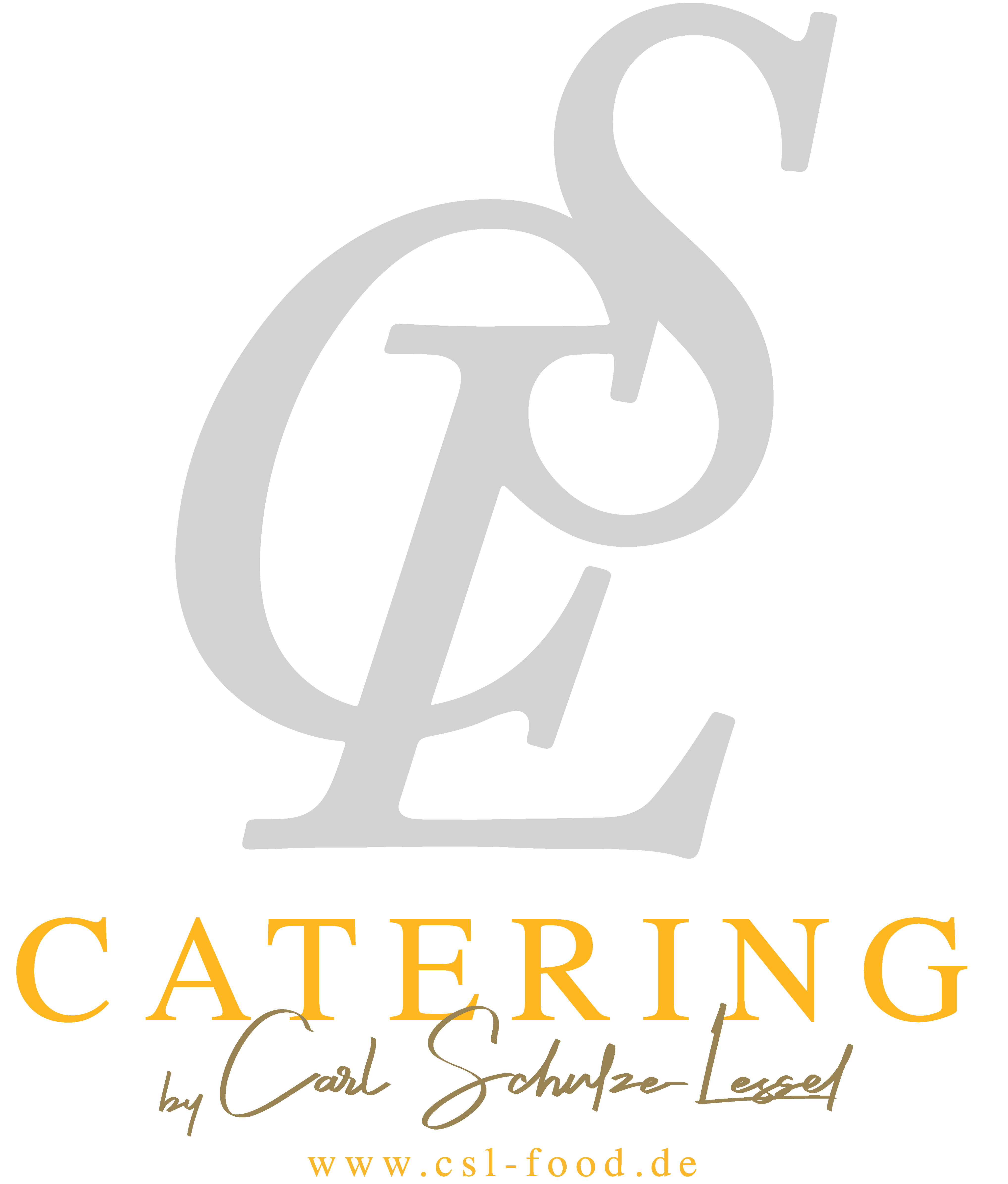 CSL Food Catering München Logo
