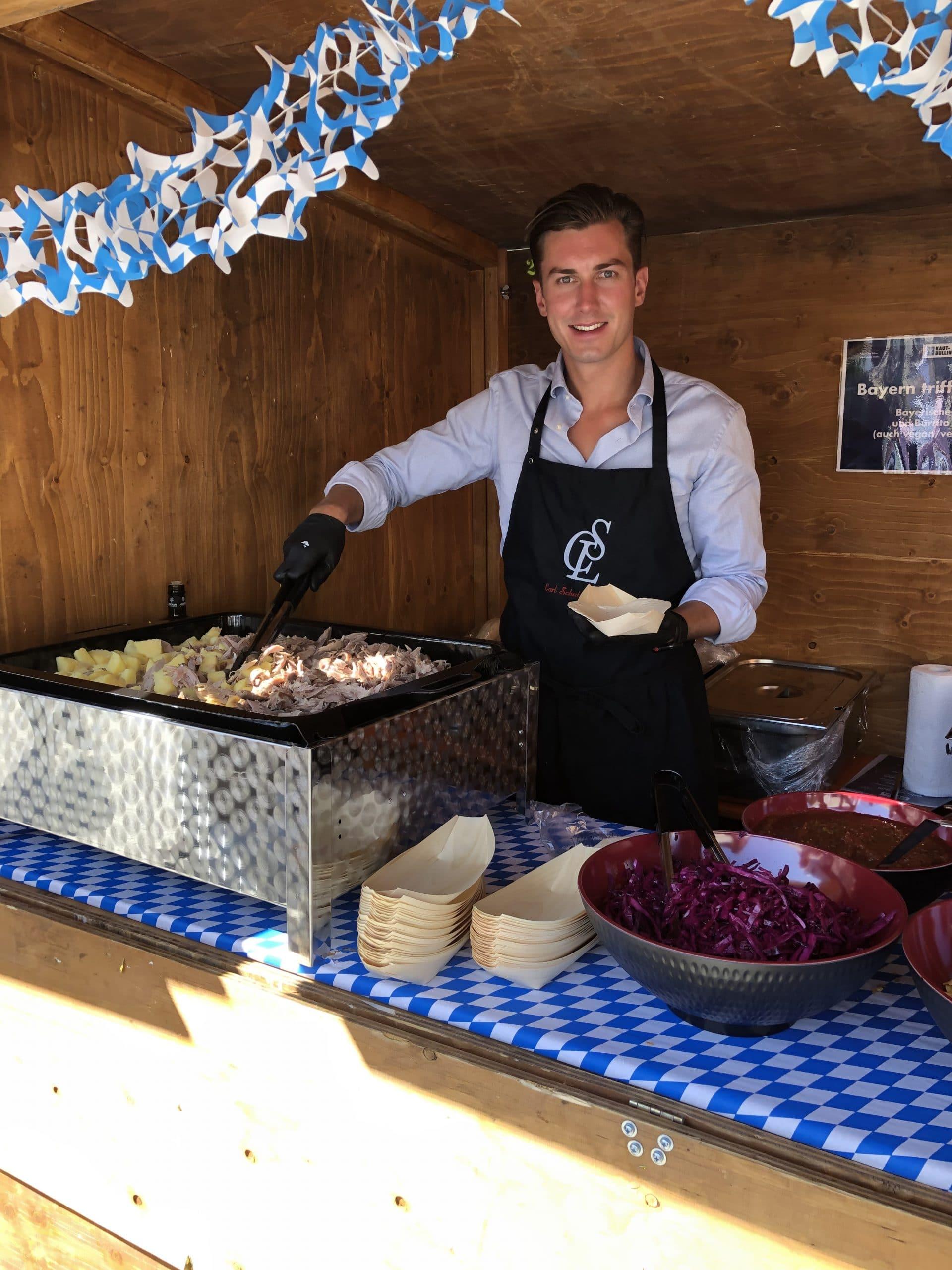 Carl Schulze-Lessel Streetfood