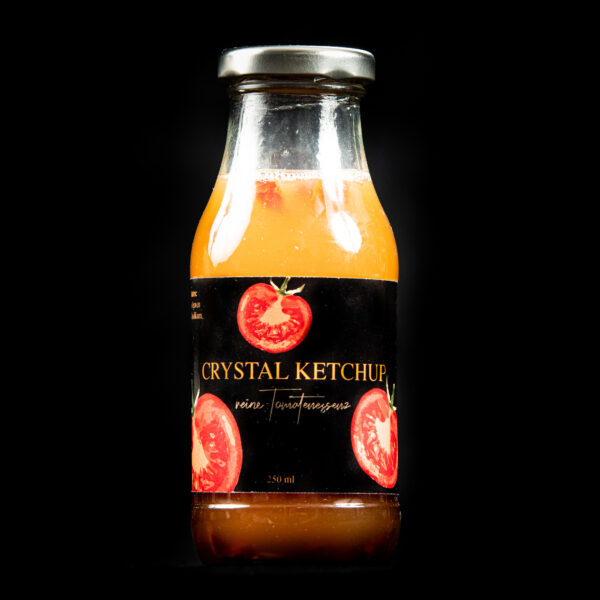 Crystal Ketchup Catering Shop München