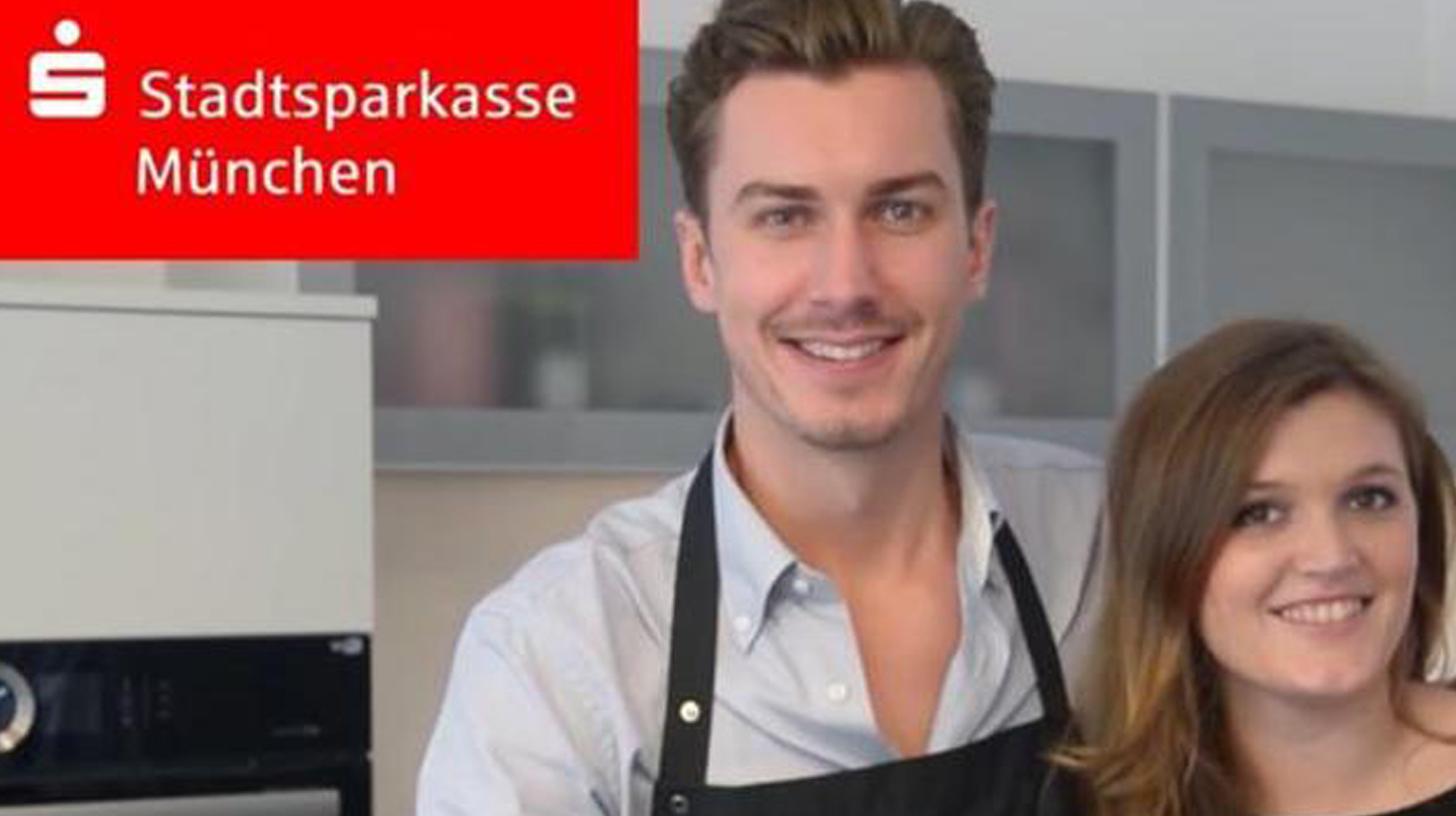 Sparkasse Mein München Interview