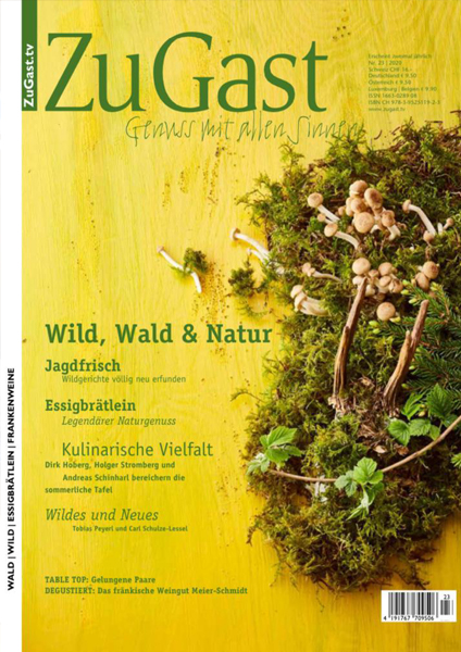 Presse Magazin Zu Gast